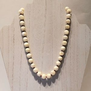 LOFT | Marbled Bead Necklace